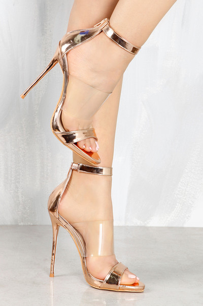 Show & Tell - Rose Gold