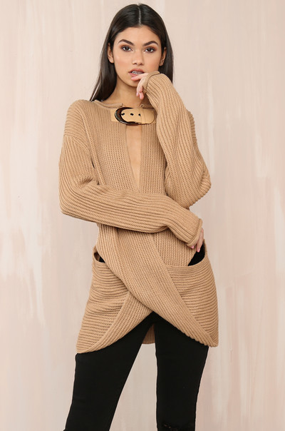 Knot Now Knit - Nude