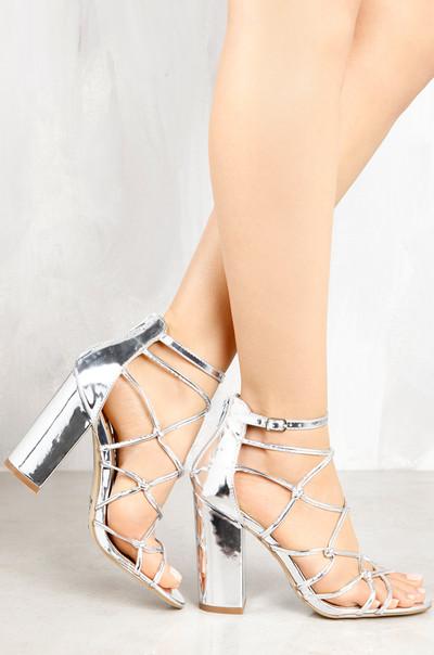 Striking Look - Silver