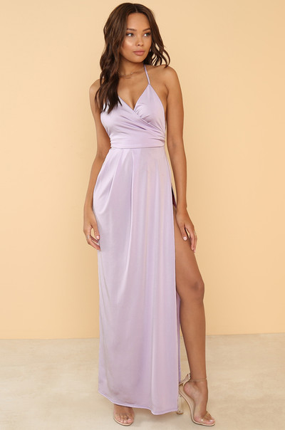 Record High Dress - Lavender