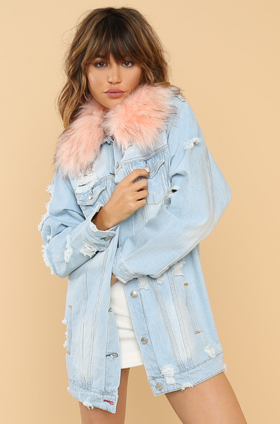 Haute List Jacket - Denim