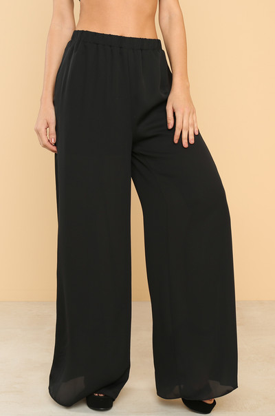 Right Moves Trousers - Black