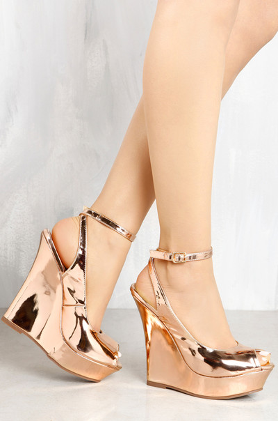 Stride Worthy - Rose Gold