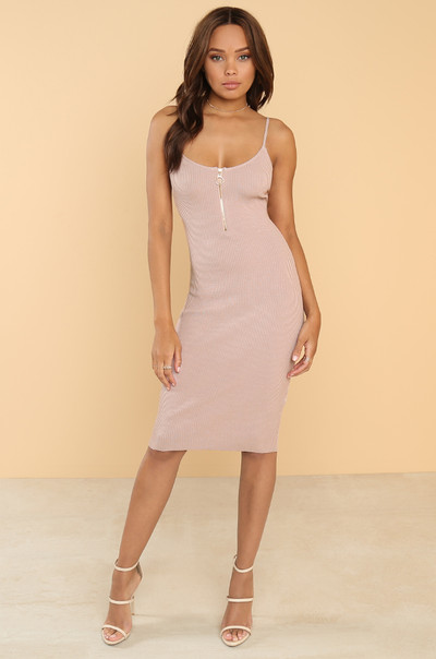 Ladies First Dress - Blush