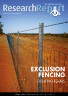 Research Report 72: Exclusion fencing