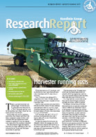 Research Report 61: Harvester Running Costs