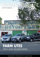 Research Report 63: Farm Utes
