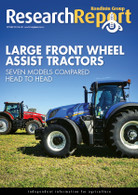 Research Report: Large Front Wheel Assist Tractor