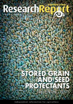 Research Report: Stored Grain and Seed Protectants