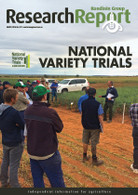 Research Report 74: National variety trials