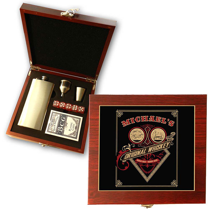 Original Whiskey Gift Set