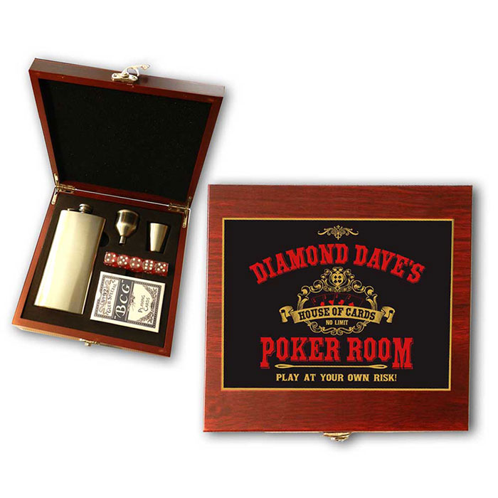 Poker Room Gift Set