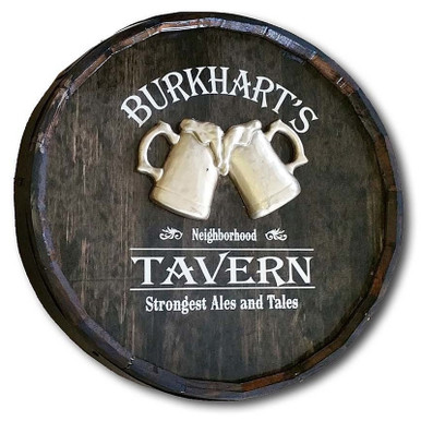Neighborhood Tavern Personalized Pub Sign