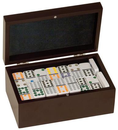 Custom Engraved Domino Gift Set