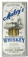 Scotch Whiskey Pub Plaque