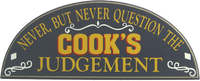 Cook&#039;s Judgment | Kitchen Decor