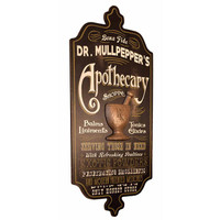 Apothecary Shoppe Wall Art
