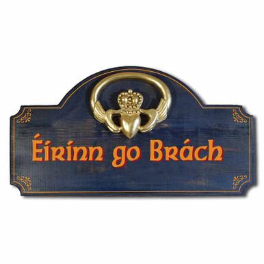 Erin Go Bragh Plaque