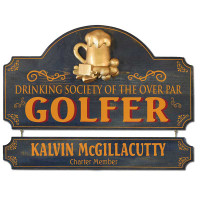 Golfer's Drinking Society