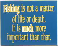 Importance of Fishing Sign
