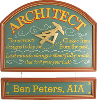 Architect Gift | Architect Office Decor