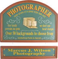 Photographer Gift | Photographer Sign | Photography Gifts