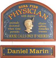 Physician Sign | Doctor Sign | Physician Gift | Doctor Gift