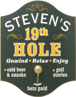 Personalized Golf Sign | Golf Pub Sign | Golf Decor