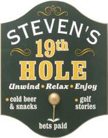 Personalized Golf Sign | Golf Pub Sign | Golf Decor