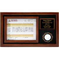 Memorable Moments Ball &amp; Scorecard Display