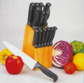 Fallah 14 Piece Knife Set With Wooden Block