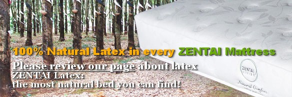 read why our Latex is the best natural bed