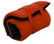 Yoga / Relax Mat cotton, rolls up
