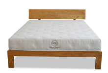 "Samsara Bed Frame with 21cm ""ZenLife"" Latex Mattress"