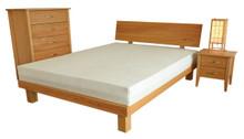 tallboy 5 drawer solid timber bedroom furniture