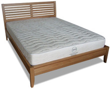 Bed Frame Fiordo in Pacific Oak