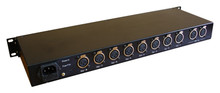 "Blizzard Lighting Pipeline 19"" Rack Mountable DMX-512 Splitter"