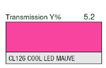 Lee Filters CL 126 Cool LED Mauve Lighting Gel Sheet