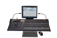 """Lepercon LPC-V3 48 Fader Lighting Console  w/ 15"""" touch screen"""