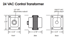 ILC LightMaster Transformer for Intelligent Lighting Controls systems