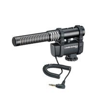 Audio-Technica AT8024 Stereo / Mono Camera-Mount Shotgun Microphone
