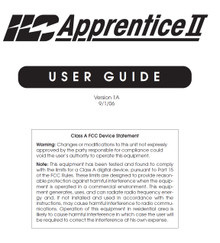 ILC Aprentice II User Guide