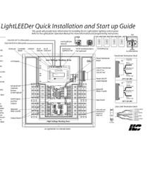 ILC LightLEEDer Quick Installation and Start up Guide