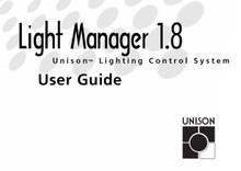 ETC Unison Light Manager V1.8 User Manual