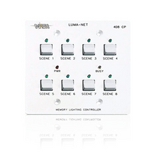 Leviton N0408-CP0 Remote Memory Control Panel