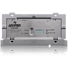 Leviton	D4006-1LW Remote Dimmer for Luma-Net system