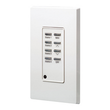 Leviton D42P4-RLW Dimensions® D4200 Remote Station