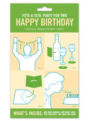 Happy Birthday: Party for Two
