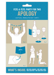 Apology: Party For Two