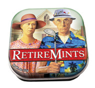 RetireMints: Peppermint flavored